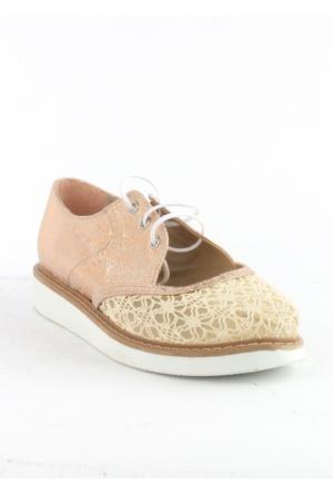 Markazen Fileli Spor Ayakkabı - Dore