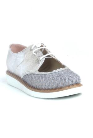 Markazen Fileli Spor Ayakkabı - Lame 01