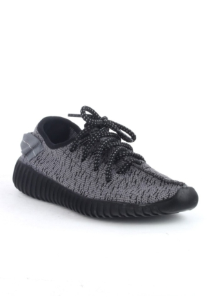 Markazen Rahat Spor Ayakkabı - Gri