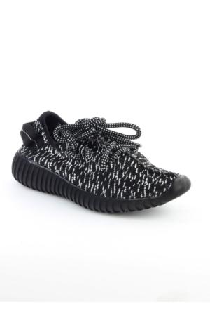 Markazen Rahat Spor Ayakkabı - Siyah