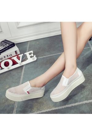 B5000-B Kadın Günlük Ayakkabı 36