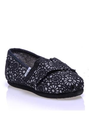 Toms Çocuk Günlük Ayakkabı 10002662-Blk