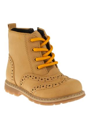 Vicco 946Y296 Bağlı Oxford Sarı Çocuk Bot