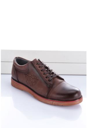 Shoes&Moda Erkek Ayakkabı Taba