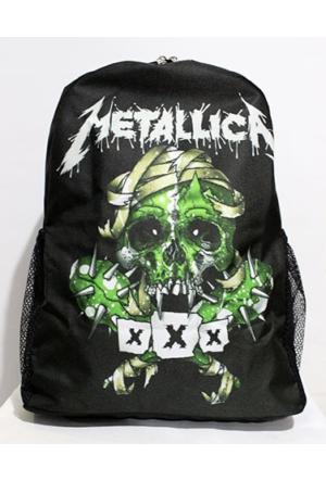 Kripton Metallica Sırt Çantası