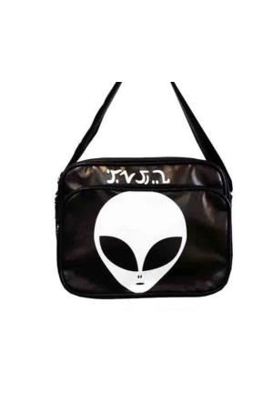 Köstebek Alien Postacı Tipi Çanta
