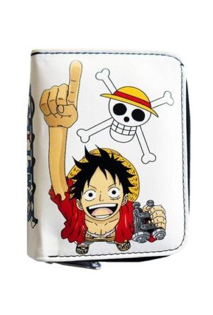 Köstebek One Piece Cüzdan