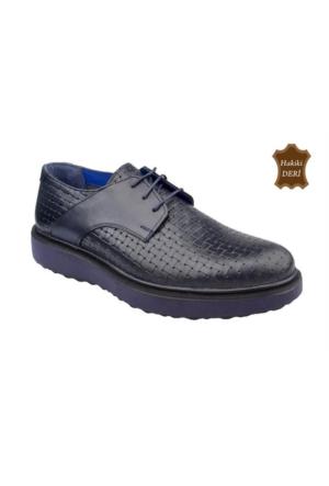 Wolfland 320 K 19 Hakiki Deri Klasik Ayakkabı