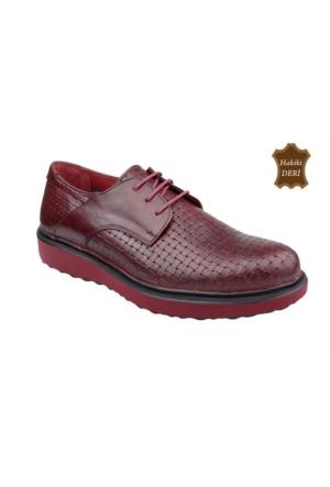 Wolfland 320 K 20 Hakiki Deri Klasik Ayakkabı