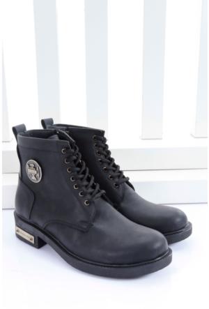 Shoes&Moda Erkek Bağcıklı Bot