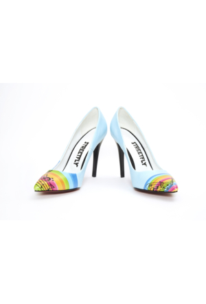 Streetfly Chandle STL507 Kadın Stiletto