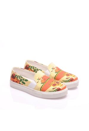 Streetfly Lev VNS959 Kadın Günlük Ayakkabı