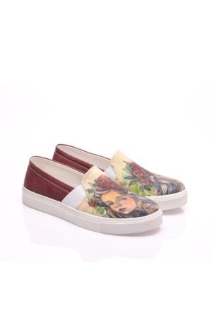 Streetfly Daniell VNS961 Kadın Günlük Ayakkabı