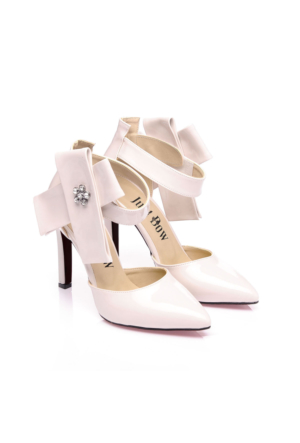 JustBow Edina JB-551 Kadın Topuklu Ayakkabı