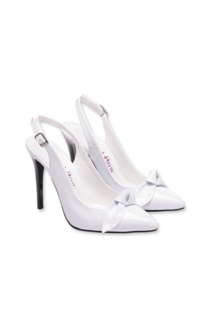 JustBow Melena JB-523 Kadın Topuklu Ayakkabı