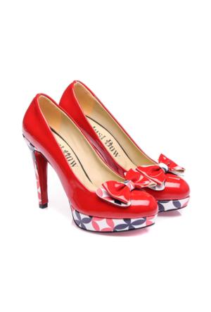 JustBow Beryl JB-207 Kadın Platform Ayakkabı