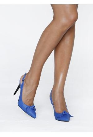 JustBow Keira JB-525 Kadın Topuklu Ayakkabı