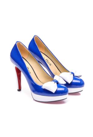 JustBow Sonia JB-201 Kadın Platform Ayakkabı