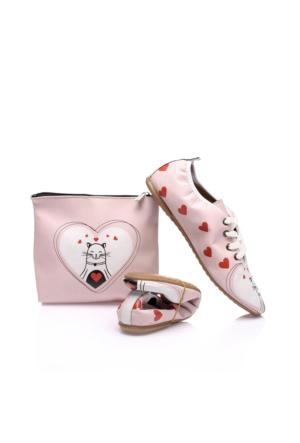 Foldy Rosangela FLD-303 Kadın Günlük Ayakkabı