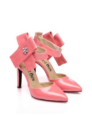 JustBow Jesse JB-555 Kadın Topuklu Ayakkabı