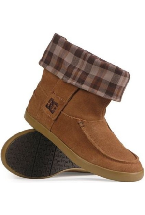 Dc Twila Se Womens Boot Chestnut Ayakkabı