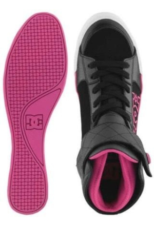 Dc Samantha Womens Shoe Bzp Black/Crazy Ayakkabı