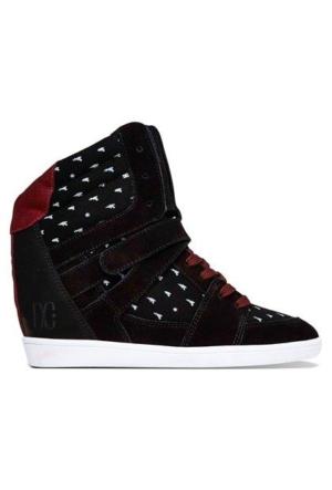 Dc Mirage J Shoe Black