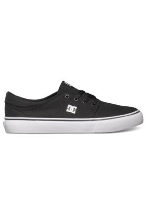 Dc Trase Tx M Shoe Black White Ayakkabı
