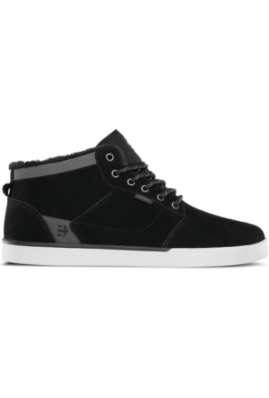 Etnies Jefferson Mid Black Dark Grey Ayakkabı