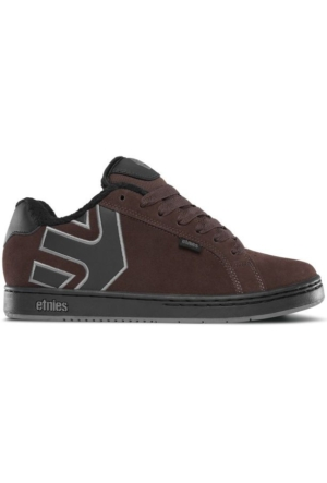 Etnies Fader Brown Black Grey Ayakkabı