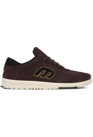 Etnies Lo Cut Sc Brown Black Ayakkabı