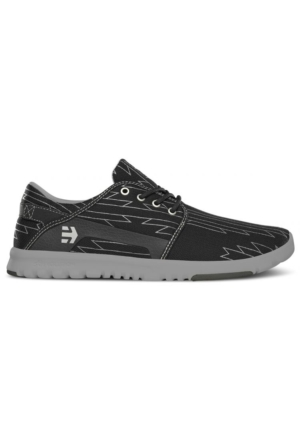 Etnies Scout Black Grey Ayakkabı