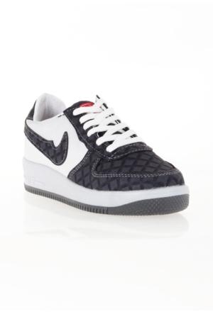 Erbilden Spr Gri Beyaz Desenli Bayan Spor Ayakkabı