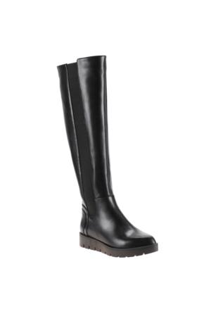 Polaris 52.308075.Z Siyah Kadın Çizme