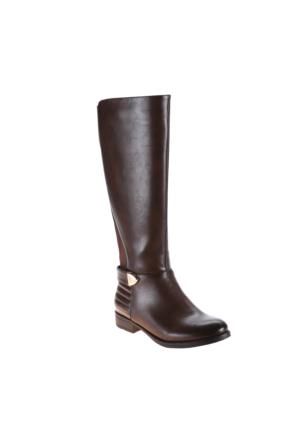 Polaris 52.156262.Z Kahverengi Kadın Çizme