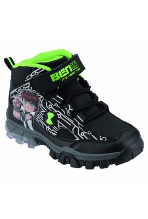 Ben Ten A3310954 Siyah Erkek Çocuk Sneaker