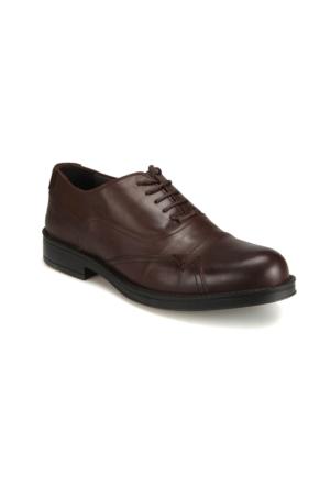 Garamond 1451 M 1506 Kahverengi Erkek Deri Modern Ayakkabı