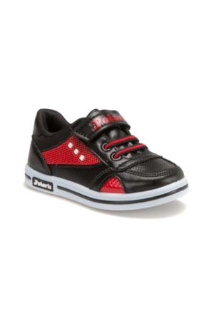 Polaris 62.507771.P Siyah Erkek Çocuk Sneaker