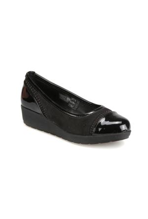 Polaris 62.156922.Z Siyah Kadın Ayakkabı