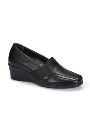 Polaris 5 Nokta 62.109098.Z Siyah Kadın Ayakkabı