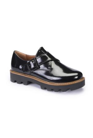 Polaris 62.309172.Z Siyah Kadın Ayakkabı