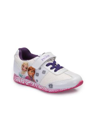 Frozen A3360174 Beyaz Kız Çocuk Spor Ayakkabı 371