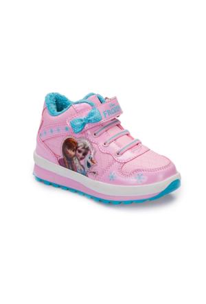 Frozen A3360817 Pembe Kız Çocuk Sneaker