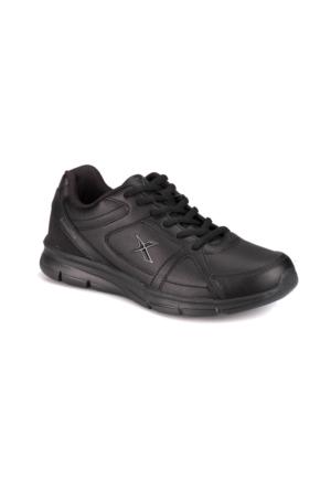 Kinetix 1314632 Siyah Koyu Gri Kadın Koşu Ayakkabısı
