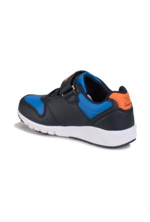 Kinetix A1317841 Mavi Lacivert Turuncu Erkek Çocuk Sneaker