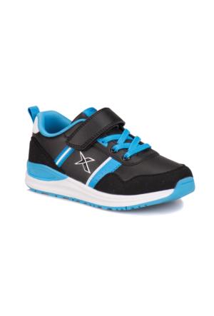 Kinetix A1317563 Siyah Koyu Mavi Beyaz Erkek Çocuk Sneaker