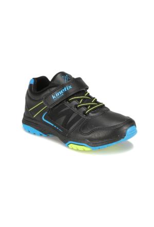 Kinetix A1311104 Siyah Mavi Neon Yeşil Erkek Çocuk Outdoor Ayakkabı
