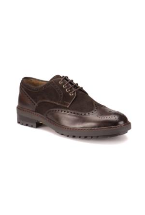 Garamond 61397 M 1506 Kahverengi Erkek Deri Modern Ayakkabı