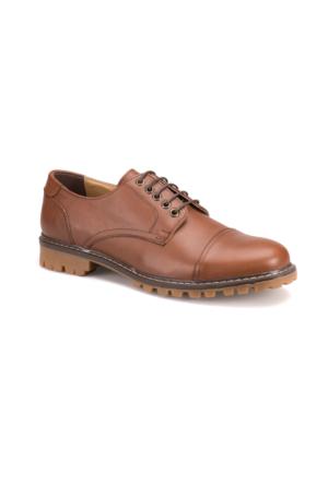 Garamond 914 M 1492 Taba Erkek Deri Modern Ayakkabı
