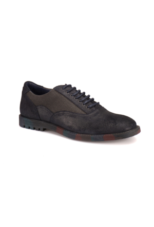 Oxide 143 M 1492 Lacivert Erkek Klasik Ayakkabı
